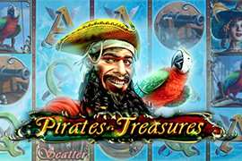 Pirate's Treasures Deluxe